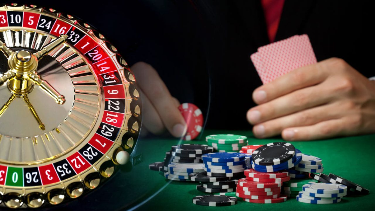 roulette and cards